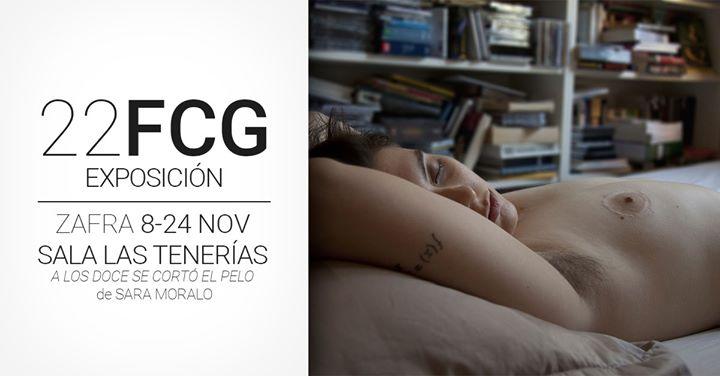 Exposición: 'A los doce se cortó el pelo' de Sara Moralo