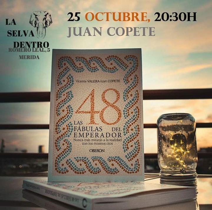 48 Fábulas Con Juan Copete