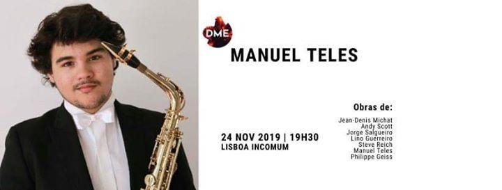 Manuel Teles • Lisboa Incomum