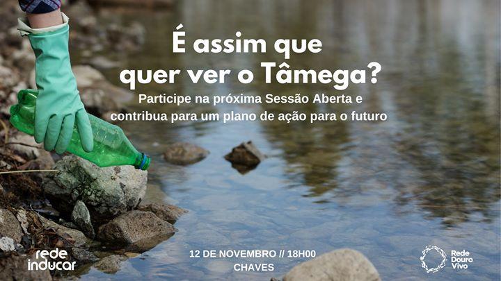 3ª Sessão Aberta 2019 sobre o Tâmega - Rede Douro Vivo