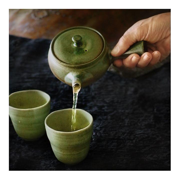 Uma taça de chá perfeita