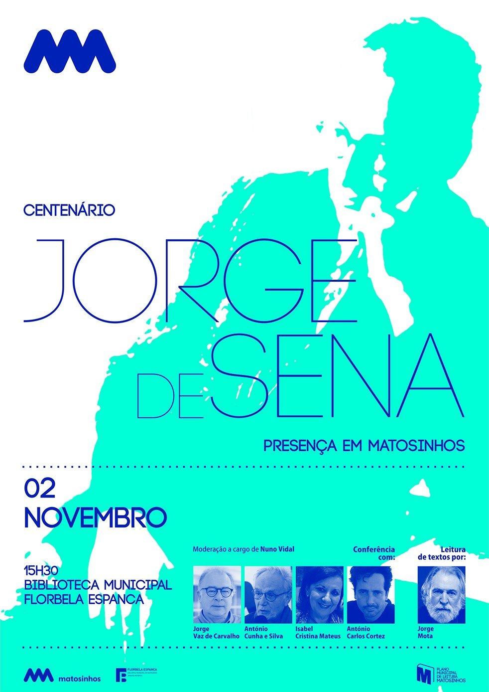 Centenário Jorge de Sena