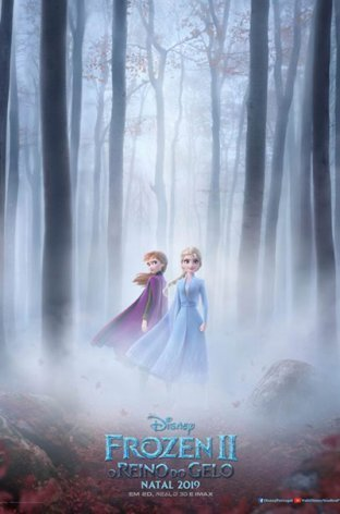 Frozen II - cinema infantil