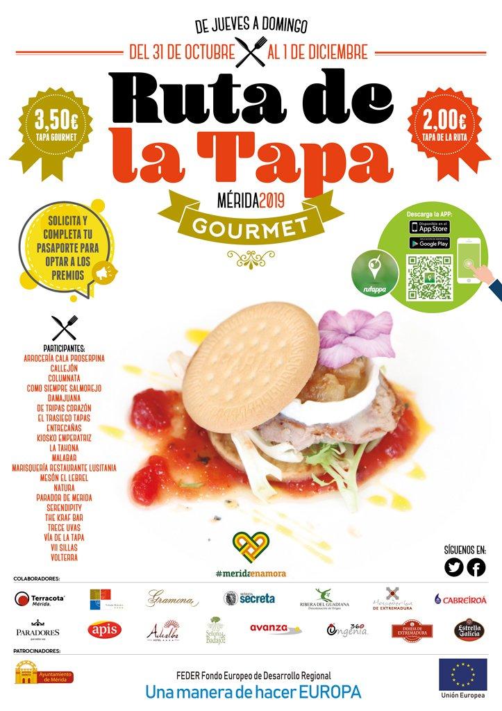 Ruta de la Tapa Gourmet 2019