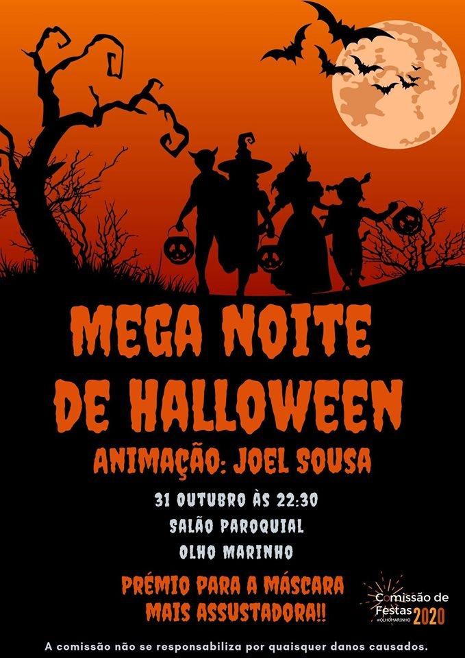 Mega Noite de Halloween