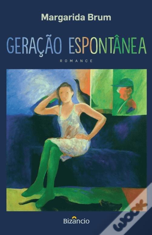Apresentação do romance de Margarida Brum - «Geração espontânea »
