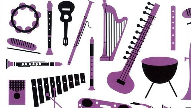 Instrumentos Musicais Tradicionais
