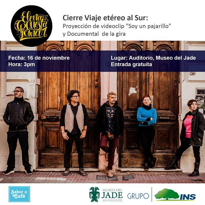 """Cierre de Viaje Etéreo Videoclip """"Soy un Pajarillo""""+ Documental*"""