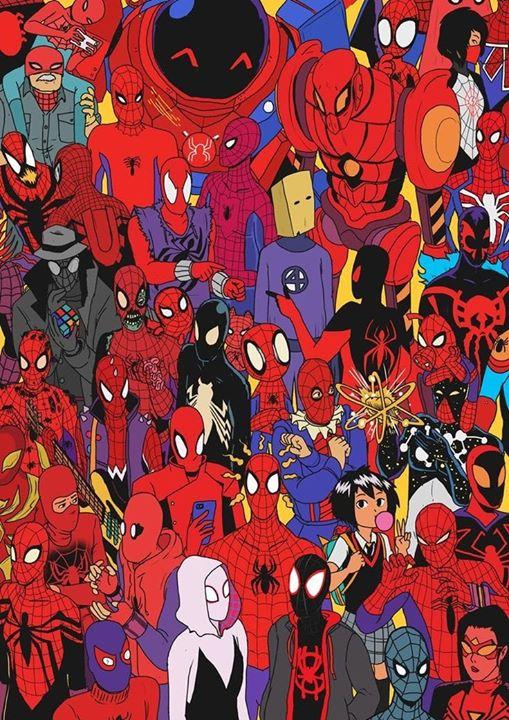 Spider Invasión Chepe Centro