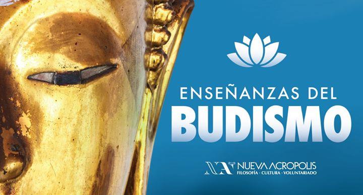 Charla abierta: Enseñanzas del Budismo