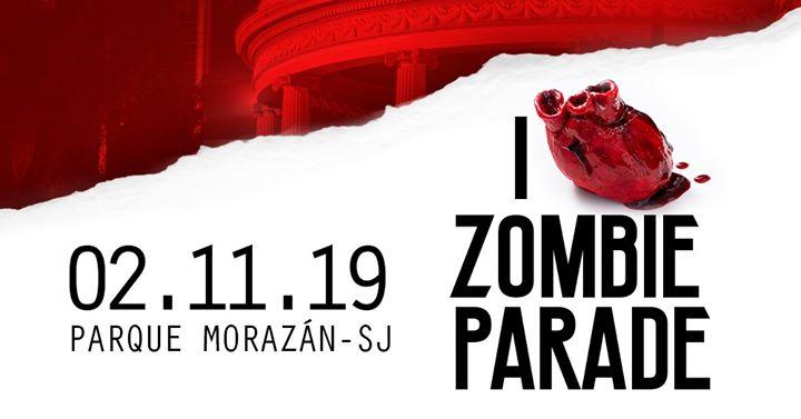 Zombie Parade Costa Rica 2019
