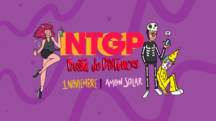 NTGP Fiesta de Disfraces