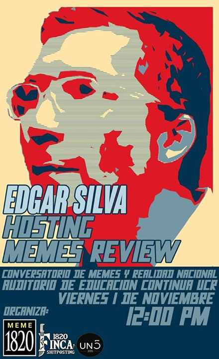 Edgar Silva Hosting Meme Review / Memes y Realidad Nacional