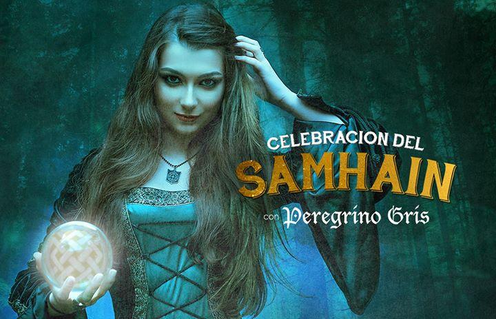 Celebración del Samhain con Peregrino Gris