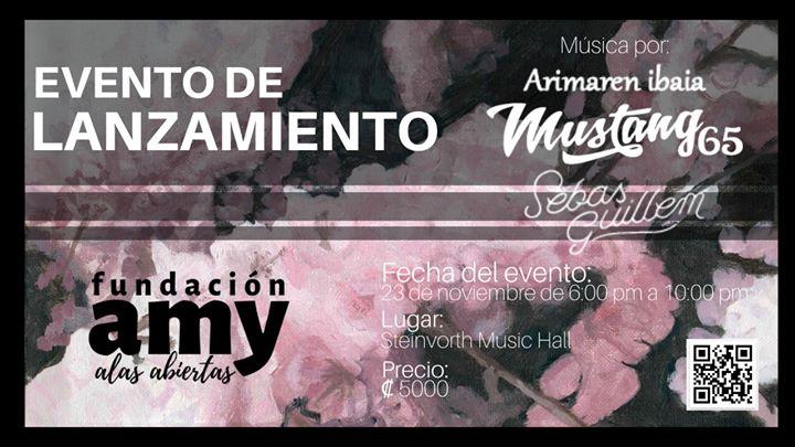 Fundación Amy - Lanzamiento oficial