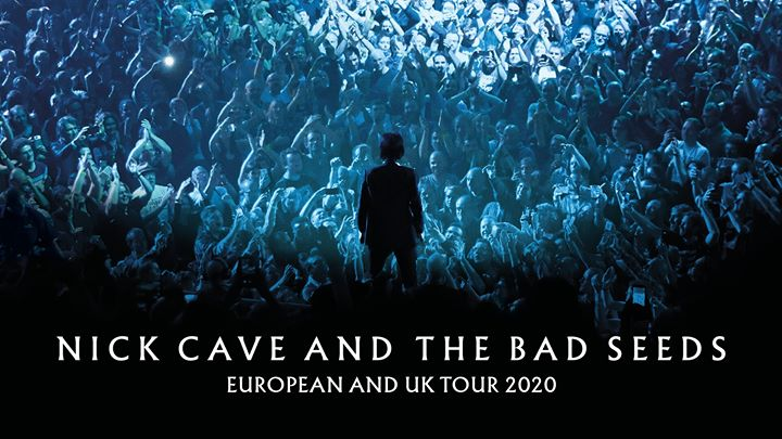Nick Cave and The Bad Seeds in Lisbon