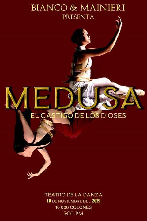 """Medusa """"el castigo de los Dioses"""""""