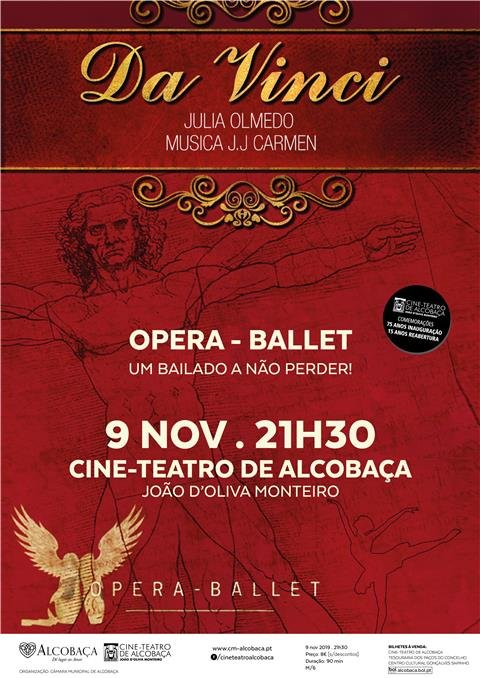 Da Vinci Opera - Ballet