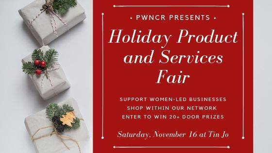 Holiday Product and Services Fair