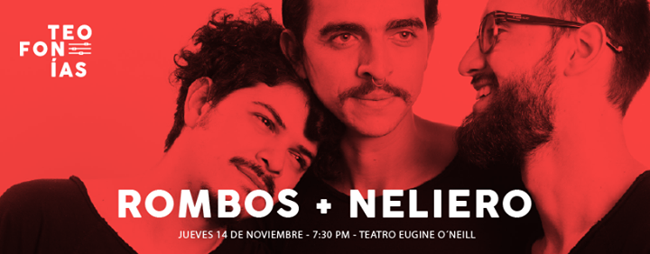 Rombos + Neliero - Teofonías
