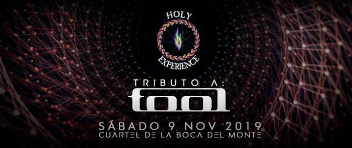 Tributo a Tool por Holy Experience