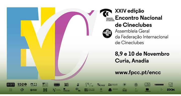 Encontro Nacional de Cineclubes e AG Ficc/iffs