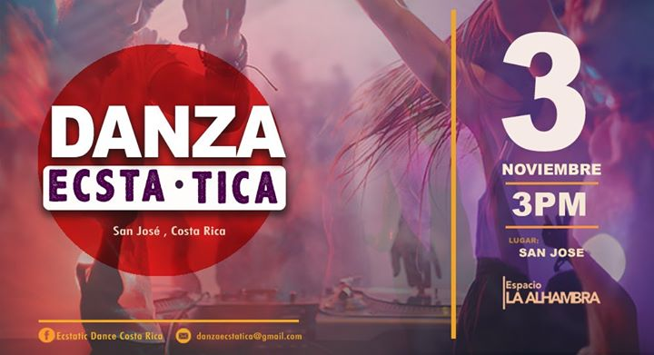 Danza Ecsta Tica - San José