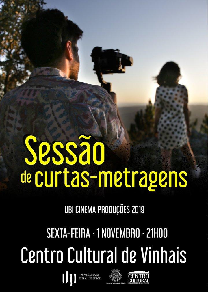 Sessão de curtas-metragens - UBI Cinema Produções