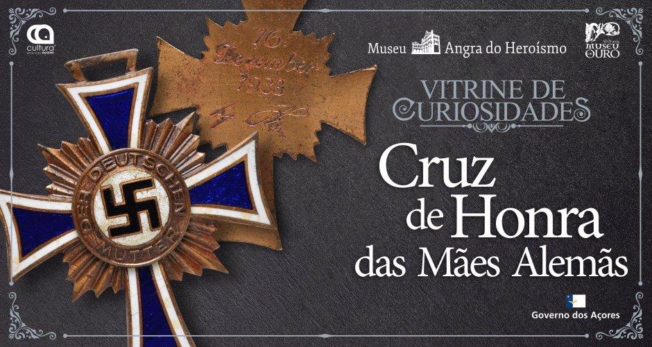 9/ Vitrine de Curiosidades ! Cruz de Honra da Mãe Alemã