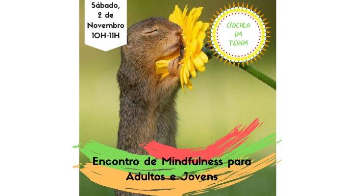 Encontro de Mindfulness para Adultos e Jovens