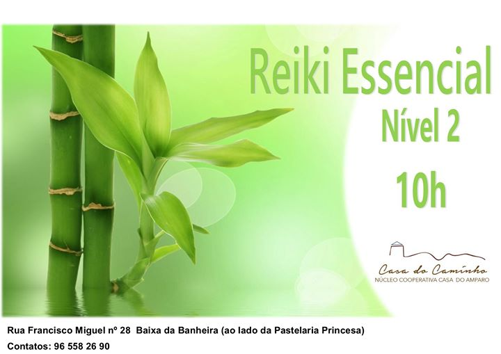 Curso de Reiki Essencial II