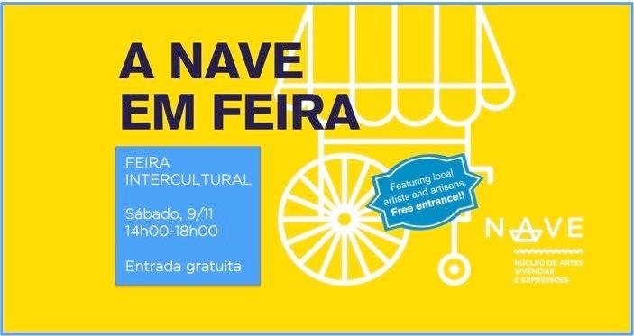 NAVE EM FEIRA :: Feira Intercultural