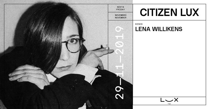 Citizen Lux: Lena Willikens x Switchdance