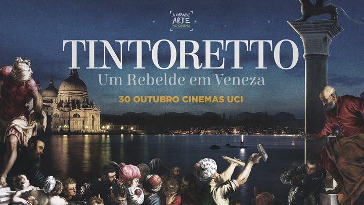 Tintoretto - A Grande Arte no Cinema