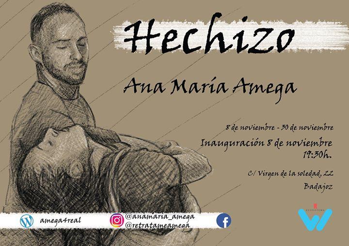 Inauguración Exposición Hechizo de Ana María Amega
