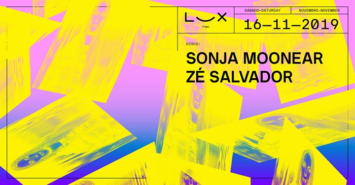 Sonja Moonear x Zé Salvador