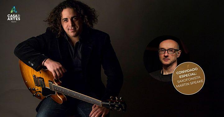 Sandro Norton em quarteto.