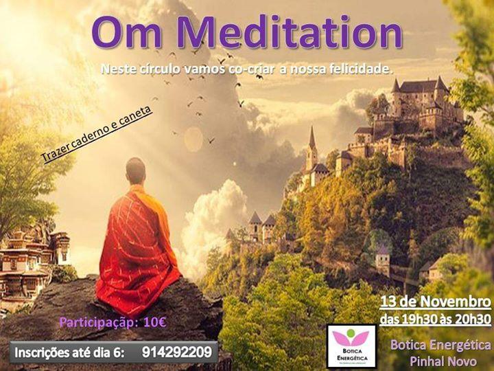 Meditação OM