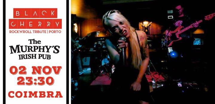 Black Cherry LIVE @ The Murphy's Irish Pub | Coimbra