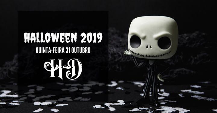 Halloween 2019 - HD Bar To Be Wild