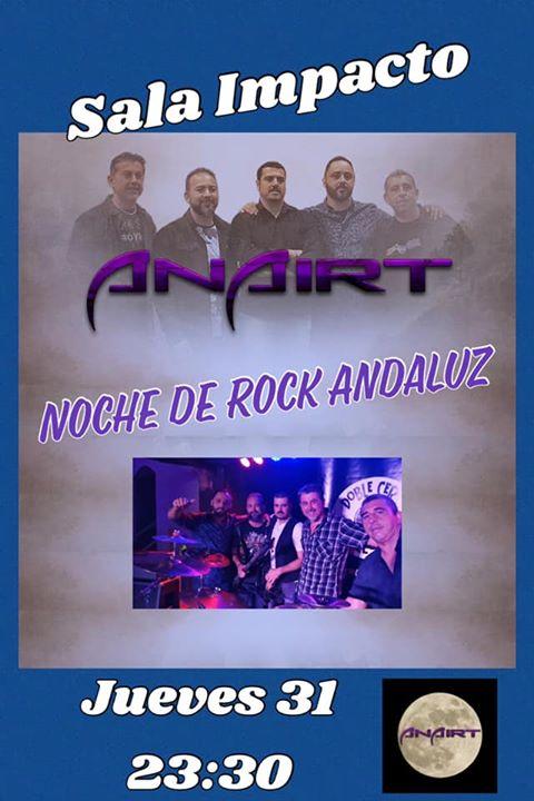 ANAIRT rock Andaluz