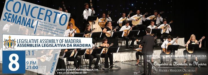 Concerto Semanal OBM | 08.11.2019
