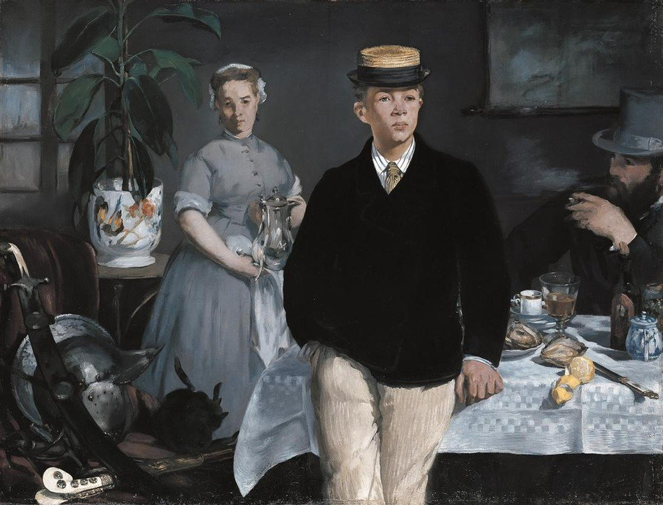 Manet por Michael Fried