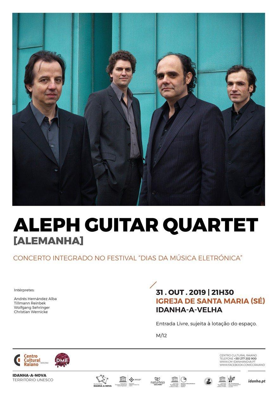 Quarteto de Guitarras Aleph