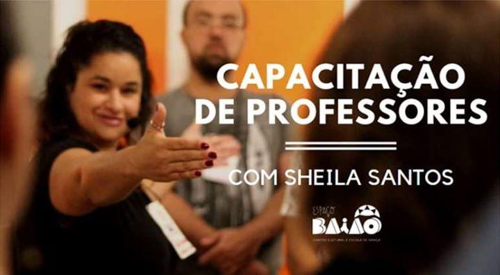 Capacitação de Professores de Dança • Sheila Santos