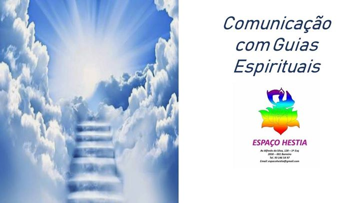 Comunicação com Guias Espirituais