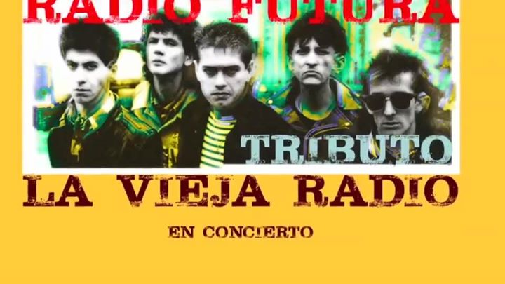 Radio Futura Tributo en Boogaloo Cáceres