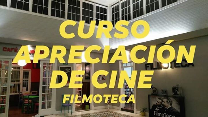 CURSO DE APRECIACIÓN DE CINE EN LA FILMOTECA