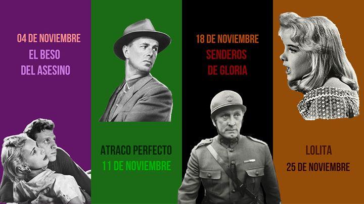 Cinearte Garbo: Noviembre
