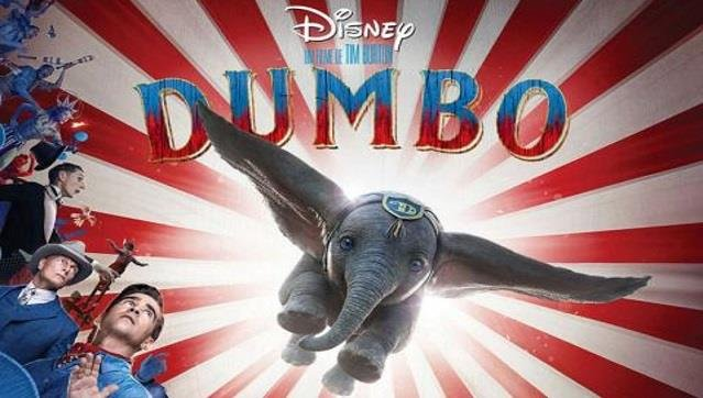 "Cinema na Rua 2019 | ""Dumbo"" de Tim Burton"
